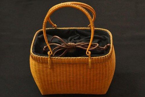 タイ製・竹籠バック