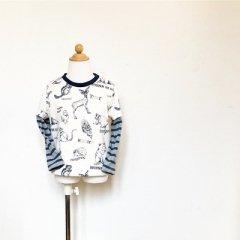 No.731 レイヤードTシャツ(男女兼用)