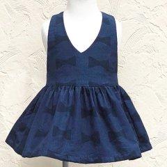 No.7008 布帛サロペットスカート