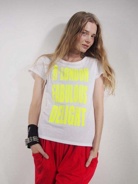 ◎新商品★R-LONDON★ネオンデライトTシャツ