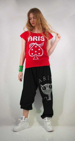 ◎新商品♪ARIS♪ARISキャットメタルロングパンツ