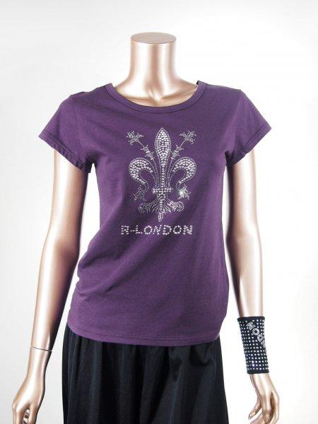 ◎新商品★R-LONDON★オーロラクレストTシャツ