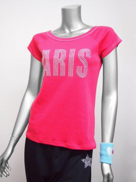 ◎新商品★ARIS★ARISメタルロゴラグランTシャツ
