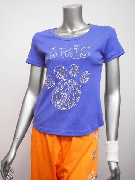 ◎新商品★ARIS★キラキラメタルTシャツ