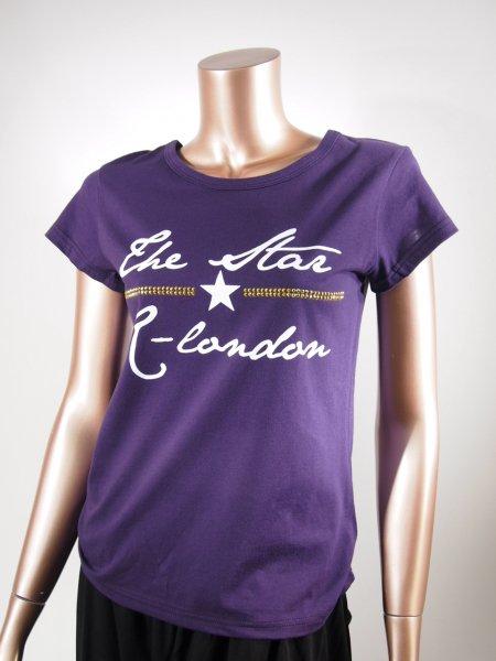 ◎新商品★R-LONDON★R-LONDONスターTシャツ