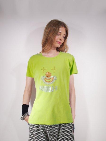 ◎新商品★R-LONDON★メタルジャグラービッグTシャツ
