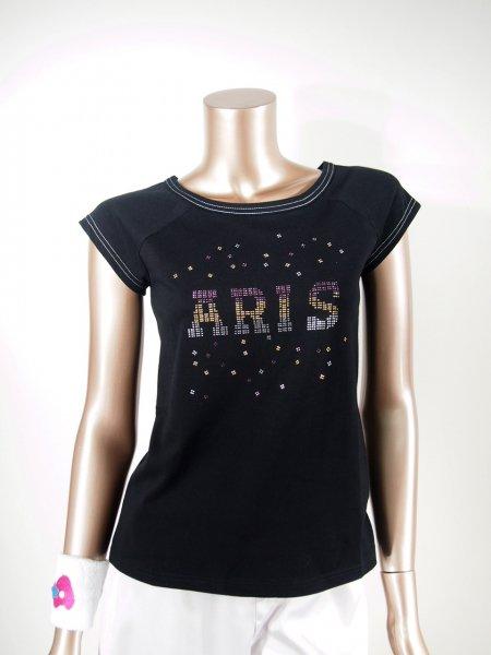 ◎新商品★ARIS★NEWキラキラARISラグランTシャツ