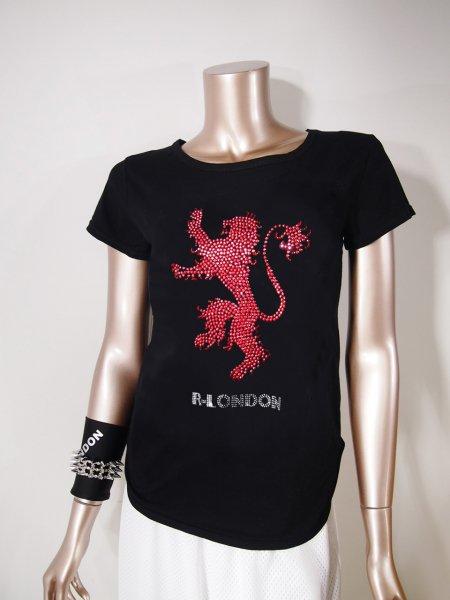 ◎新商品★R-LONDON★レッドライオンTシャツ