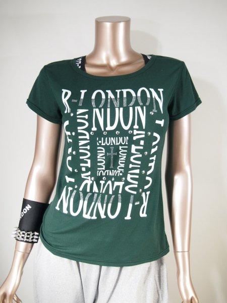 ◎新商品★R-LONDON★R-LONDONフレームTシャツ