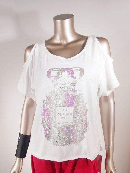◎新商品★R-LONDON★ポイズンパフュームホーリングオーバーTシャツ