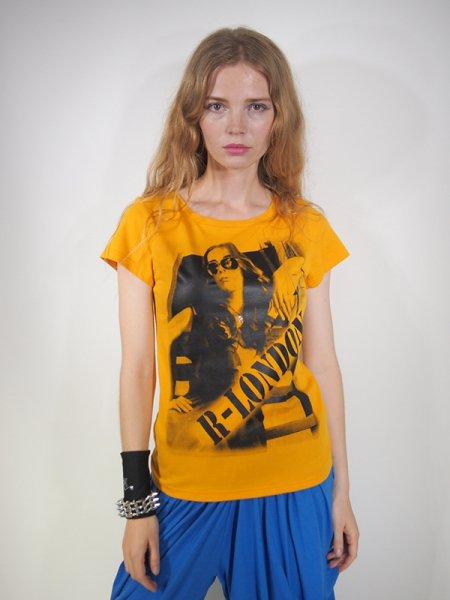 ◎新商品★R-LONDON★ブレンダバートンTシャツ