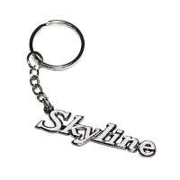 SKYLINE  KEY CHAIN