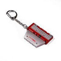 i.VTEC  KEY CHAIN RED
