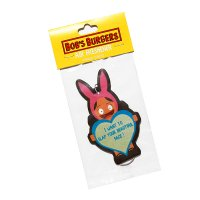 BOB'S BURGERS  SLAP YOUR FACE AIR FRESHNER
