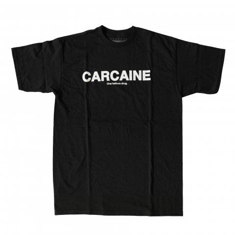 HOONIGAN  CARCANE SS TEE BLACK