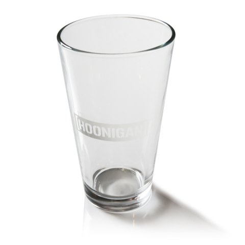 HOONIGAN  CENSOR BAR pint glass