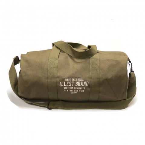 illest  ILLEST TACTICAL DUFFLE BAG  OD