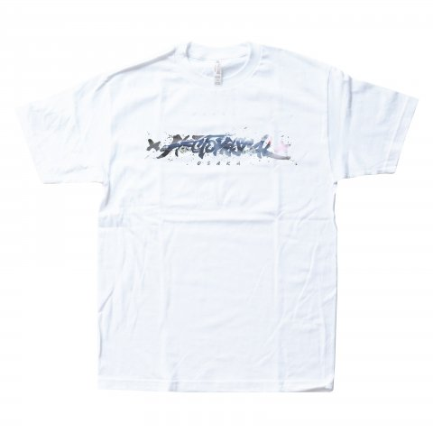 Hectopascal Limitted line  S14 Tee (MENS) White×Navy S14