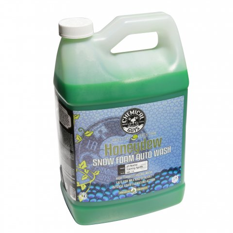 Chemical Guys  HONEYDEW SNOW FORM SHAMPOO スノーフォームシャンプー1ガロン メロンの香り