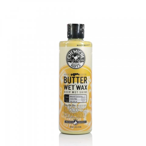 Chemical Guys  BUTTER WET WAX 16oz/378ml