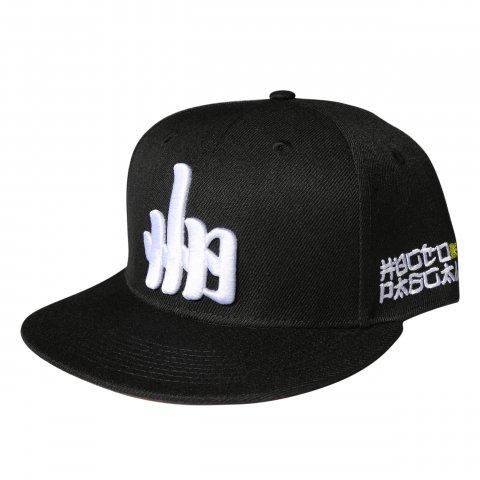 Hectopascal  KANJI FCK HAT Black×White