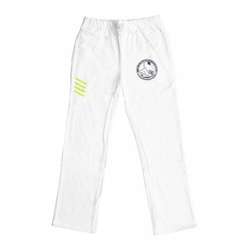Hectopascal Girls  Kill'em Sweat Pants White/Navy