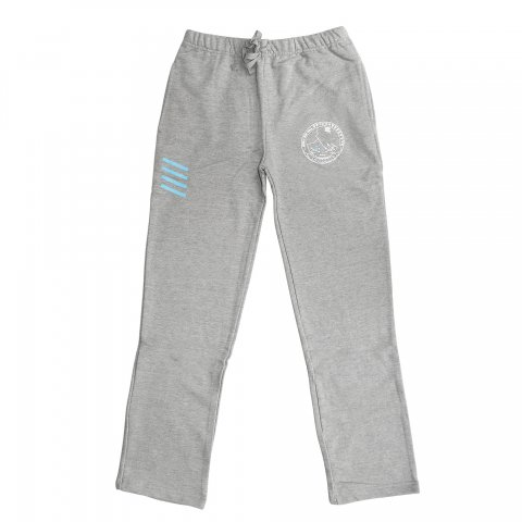 Hectopascal Girls  Kill'em Sweat Pants Gray/Skyblue