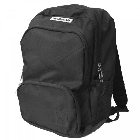HOONIGAN  STANDARD ISSUE BACKPACK BLACK