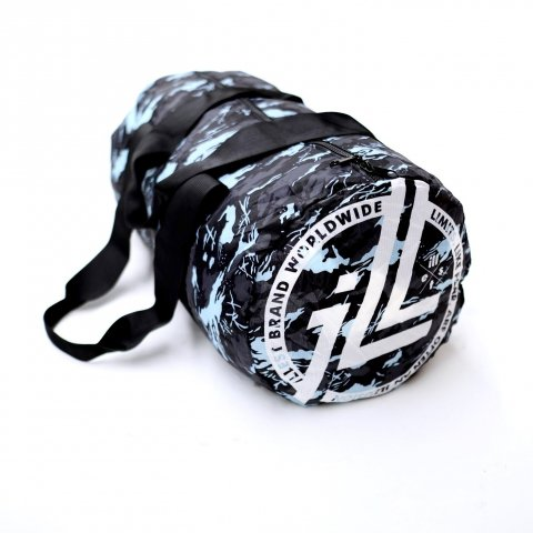 illest  DUFFLE BAG TROPICALFLIGHT CAMO