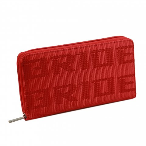 Tuner Cult  BRIDE WALLET LONG/RED