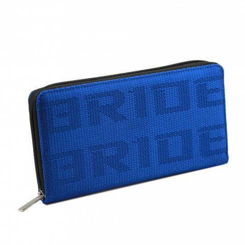 Tuner Cult  BRIDE WALLET LONG/BLUE
