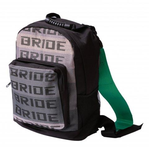 Tuner Cult  BRIDE BACKPACK TAKATA GREEN FRONT POCKET