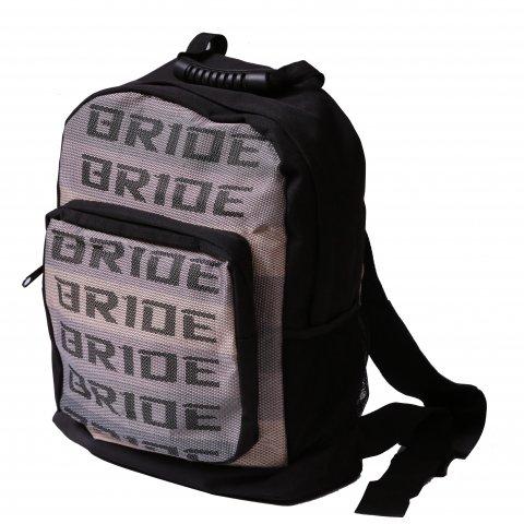 Tuner Cult  BRIDE BACKPACK TAKATA BLACK FRONT POCKET