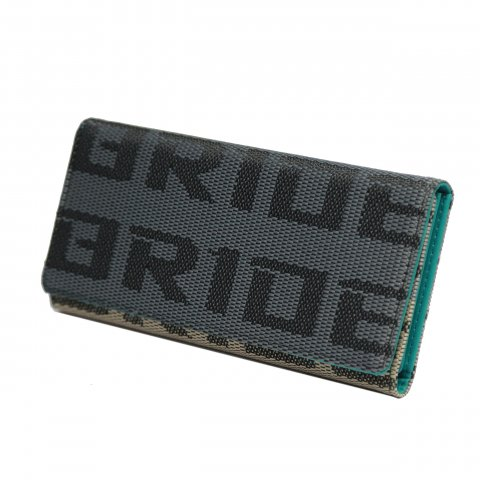 Tuner Cult  BRIDE L WALLET GRAY/MINT