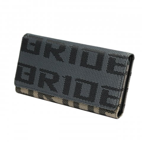 Tuner Cult  BRIDE L WALLET GRAY/BLACK