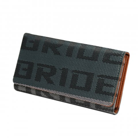 Tuner Cult  BRIDE L WALLET GRAY/BROWN