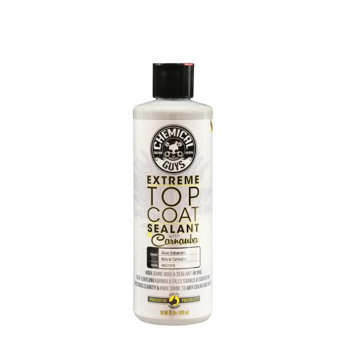Chemical Guys  Top Coat Sealant/カルナバ配合 16oz/378ml