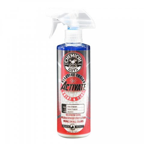 Chemical Guys  Active Reactive Shine WAX+保護剤