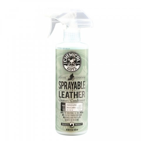 Chemical Guys  Sprayable Leather Conditioner レザー保護スプレー