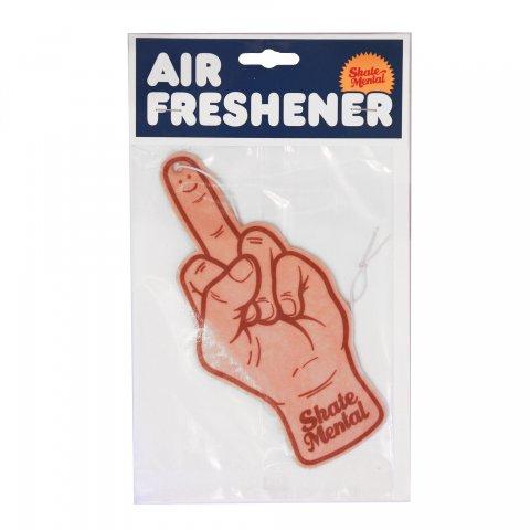 Skate Mental  Smile Face Finger Air Freshener