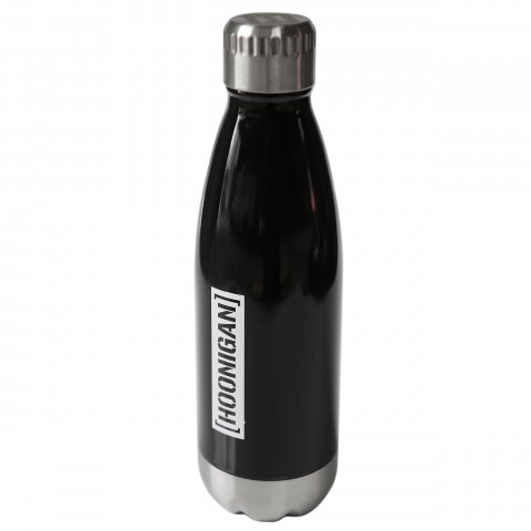 HOONIGAN  CENSOR BAR WATER BOTTLE BLACK/WHITE