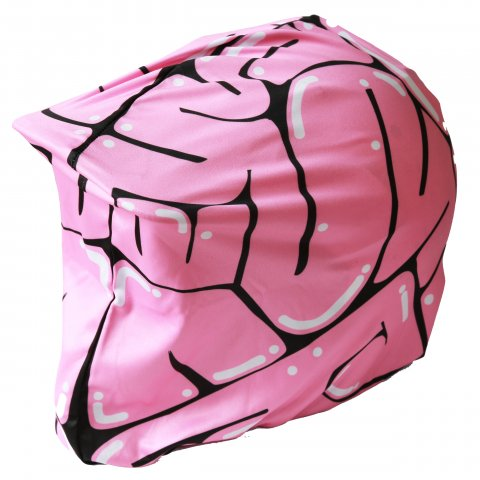 HOONIGAN  BRAIN BUCKET HELMET BAG PINK