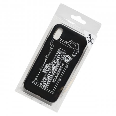 Hectopascal  iPhone X/XS Case SR20
