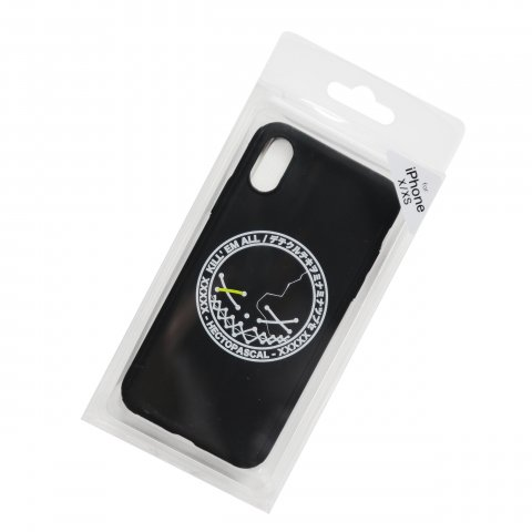 Hectopascal  iPhone X/XS Case タイラップ君