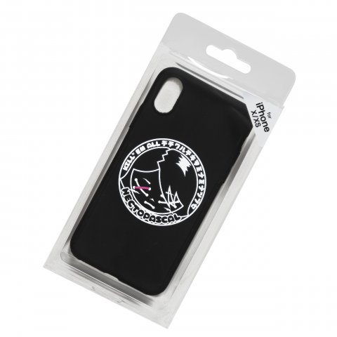 Hectopascal  iPhone X/XS Case タイラップ君の彼女