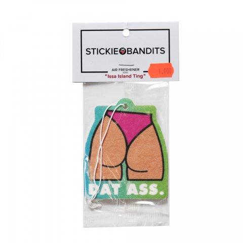 Stickie Bandits  Dat Ass Pink Air Freshener