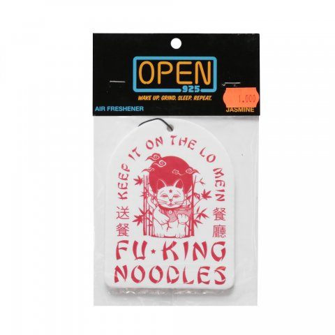 OPEN925  Fu King Noodles  Air Freshener