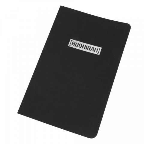 HOONIGAN  JOURNAL NOTE BLACK