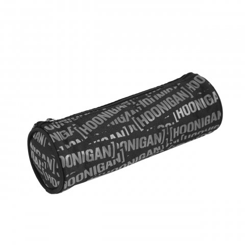 HOONIGAN  SCATTER PRINT PENCIL CASE BLACK