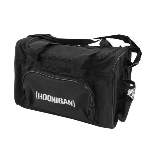 HOONIGAN  BRACKET LUNCH BAG BLACK